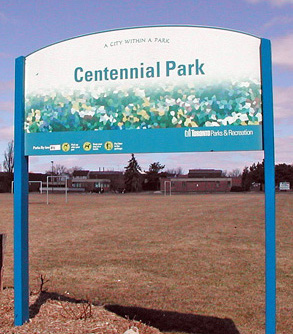 Centennial Park - Eringate Centennial West Deane Neighbourhood