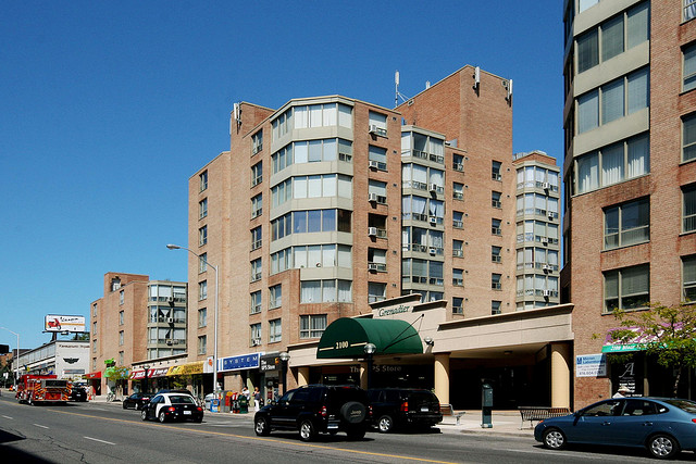 The Grenadier Retirement Residence - 2100 Bloor Street West