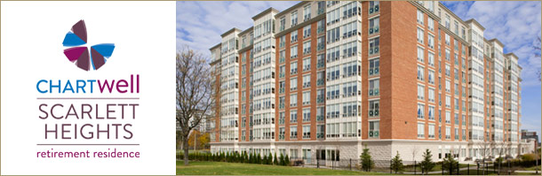 Chartwell Scarlett Heights Retirement Residences