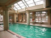 Skylit Indoor Pool - Palace Place - 1 Palace Pier Court - Toronto West Realty Inc.